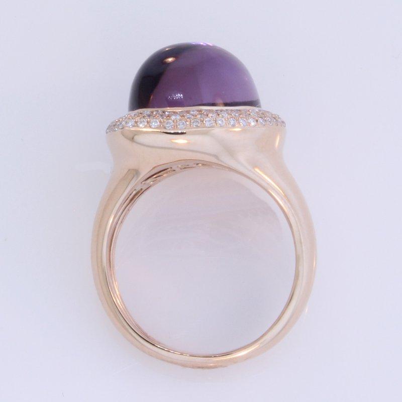 Napoli Amethyst Ring