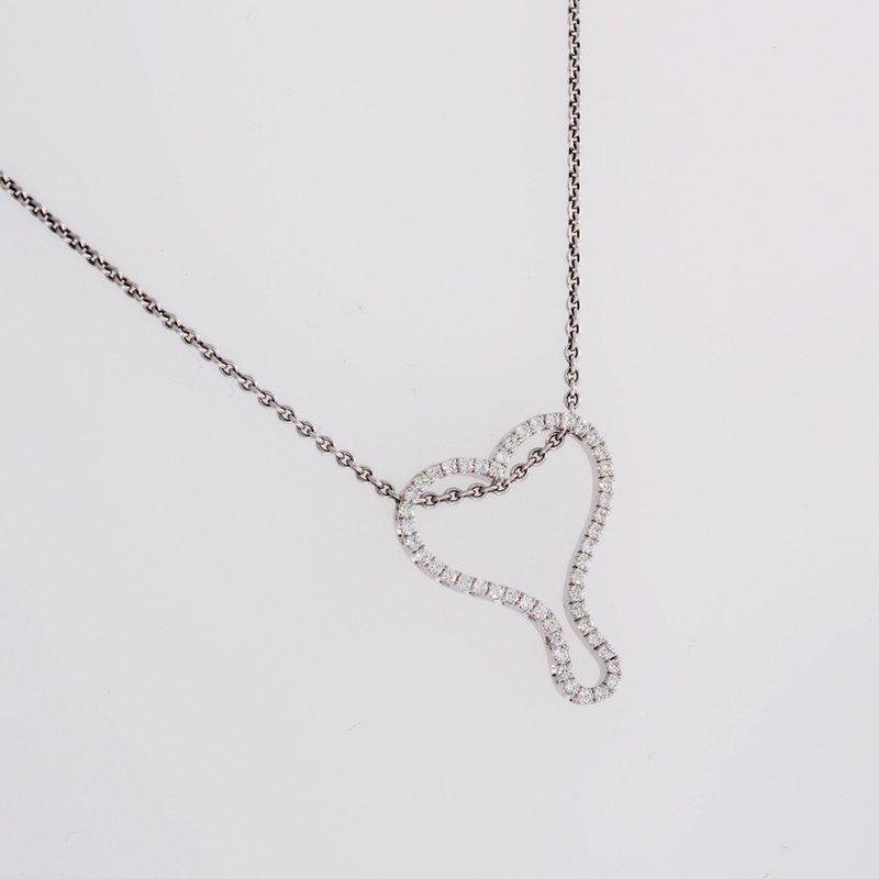 Payne Anthony Jewelers Melting Heart Pendant