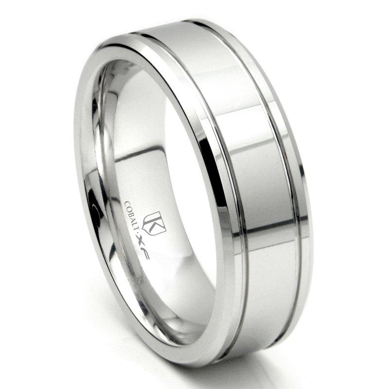 Showcase Collection Gent's Tungsten Carbide Ring