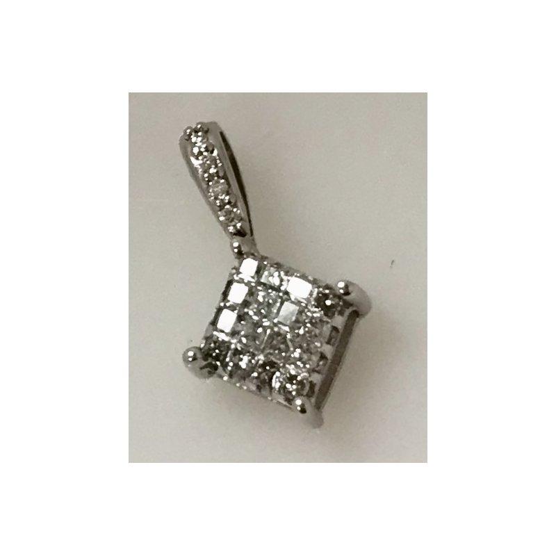 Estate Specials Diamond Pendant