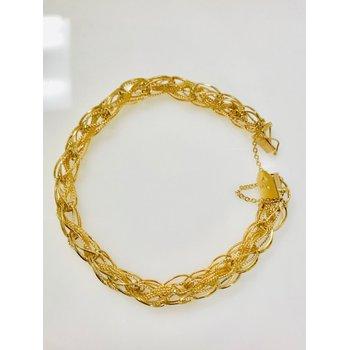 14KY Charm Bracelet