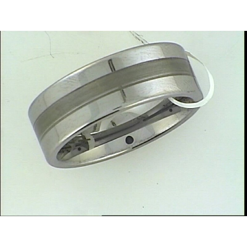 What's On Sale? Tungsten Carbide Ring with Satin Finish