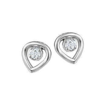 10KW Diamond Earrings