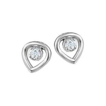 10KW Diamond Earrings
