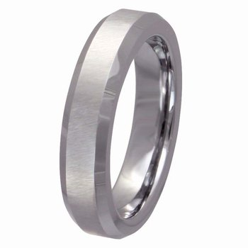 Gent's Tungsten Carbide Band