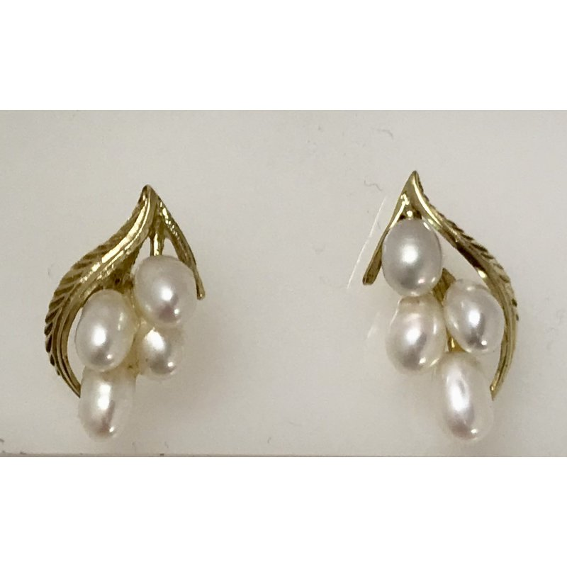 Estate Specials Pearl Earrings