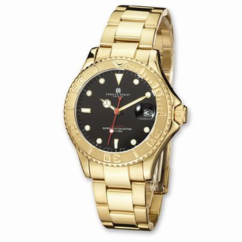 IP Gold Plated Automatic Watch