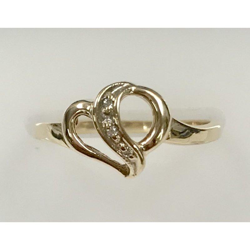 Estate Specials Heart Ring