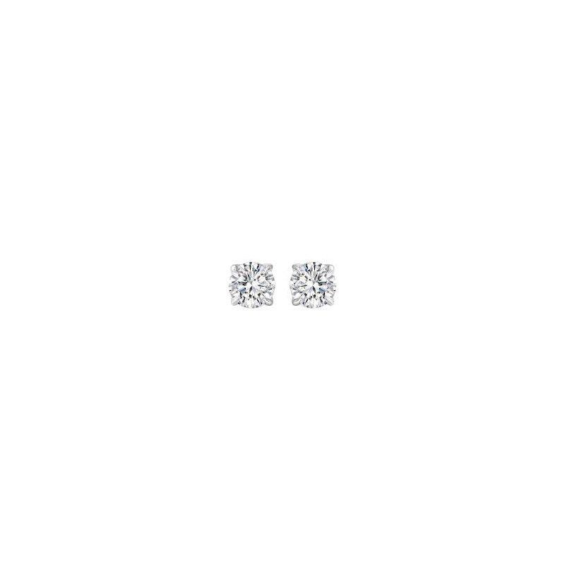 Showcase Collection 10KW Diamond Stud Earrings
