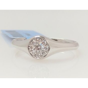 14KW Diamond Multi Stone Ring