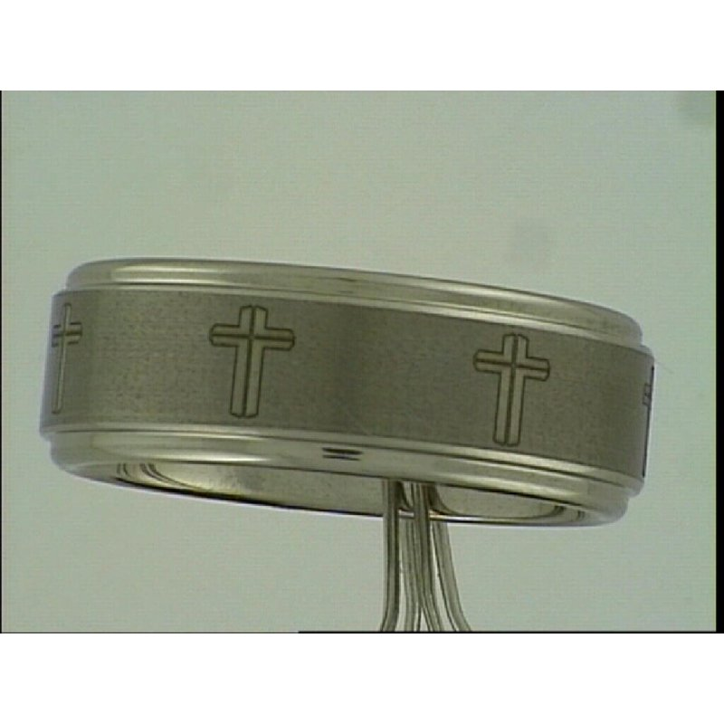 What's On Sale? Gent's Tungsten Carbide Band