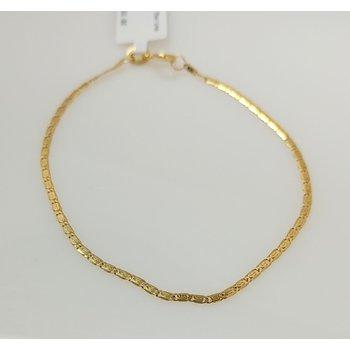 14KY Marine Link Bracelet