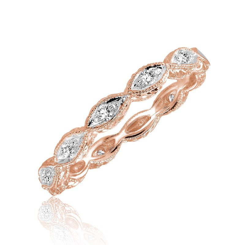 Showcase Collection 14KR Diamond Ring