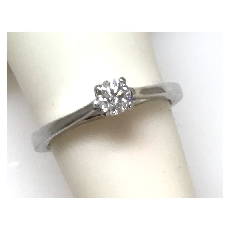 Estate Specials 14KW Solitaire Engagement Ring