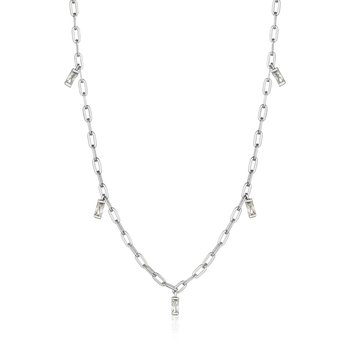 Gold Glow Y Necklace