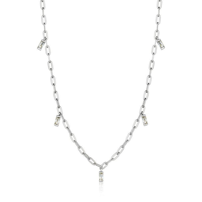 ANIA HAIE Gold Glow Y Necklace