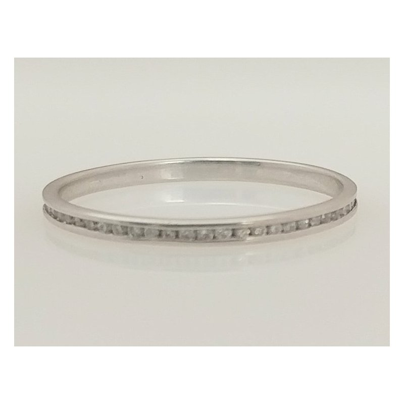Showcase Collection 14KW Eternity Band