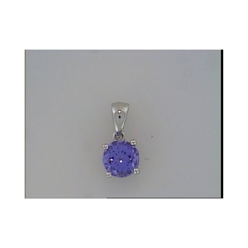 Showcase Collection Tanzanite Pendant