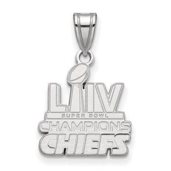 Kansas City Chiefs Superbowl Champion 2019 Bar Pendant