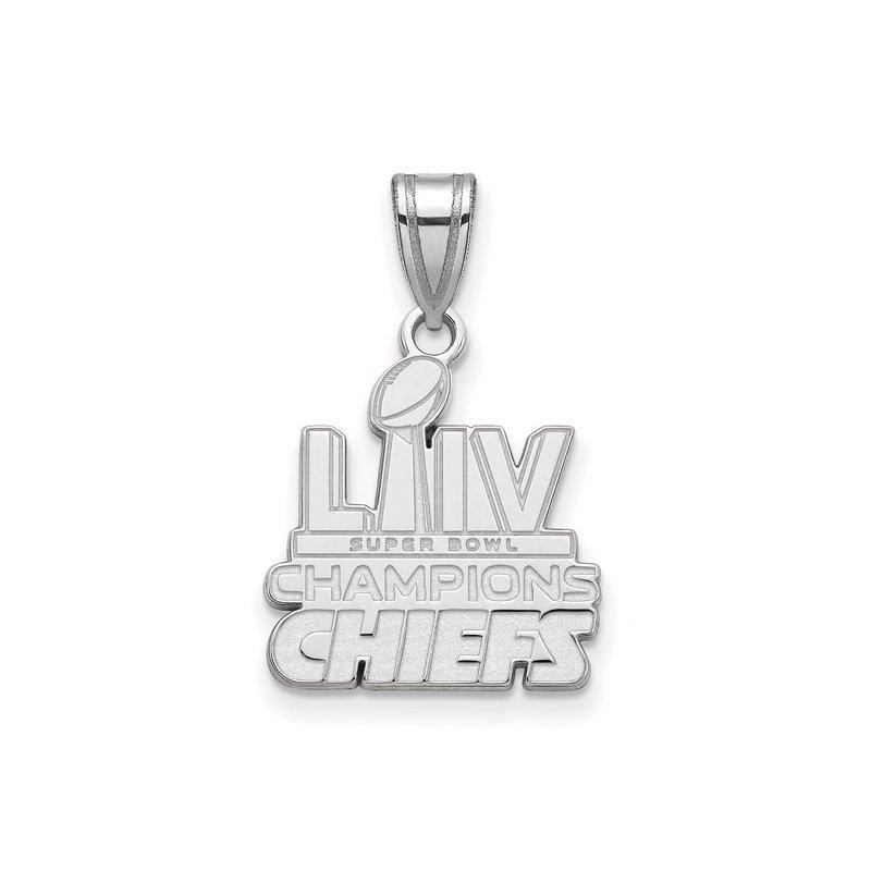 NFL Kansas City Chiefs Superbowl Champion 2019 Bar Pendant