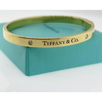 Tiffany Diamond Bangle