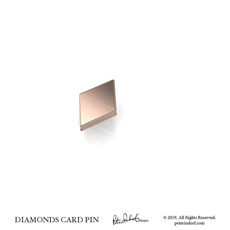 Peter Indorf Collection Diamond Pin