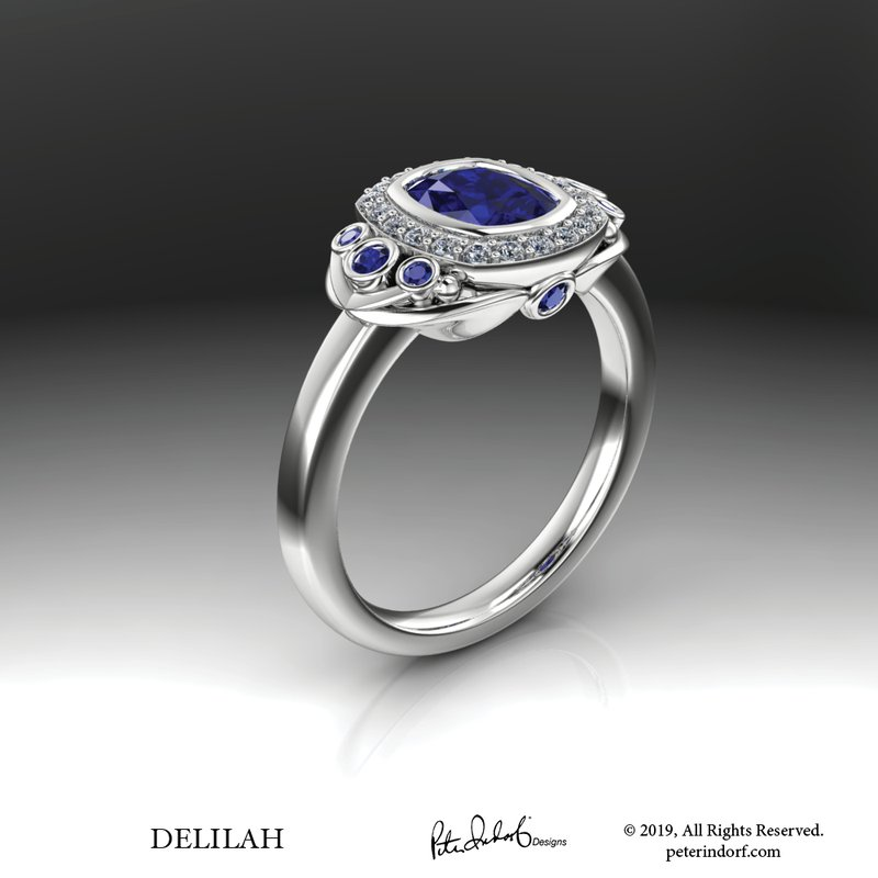 Peter Indorf Collection Delilah