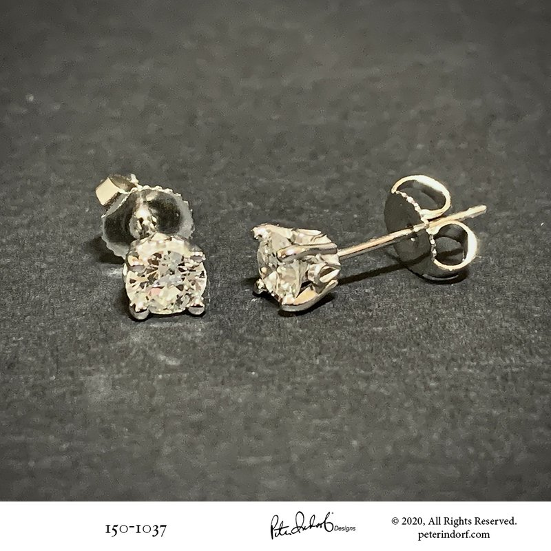 Peter Indorf Collection Diamond Studs
