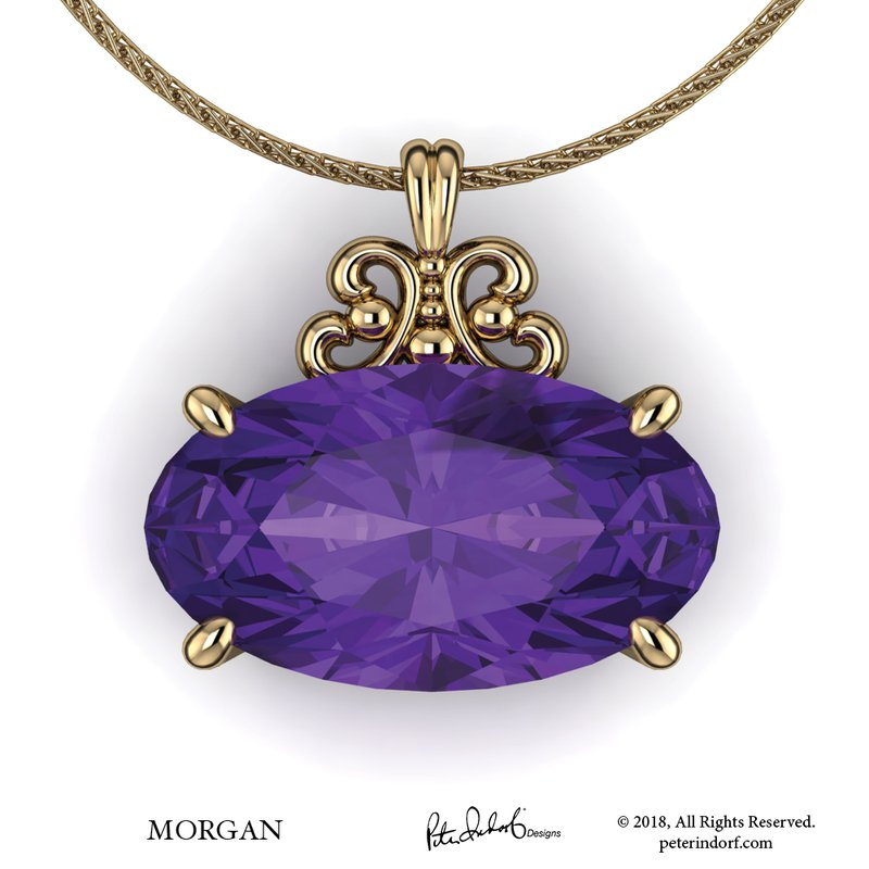 Peter Indorf Collection Amethyst