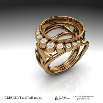 Crescent & Star