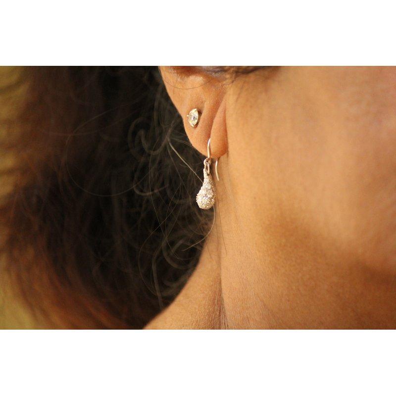 Estate Jewelry  Tiffany Teardrop Earrings