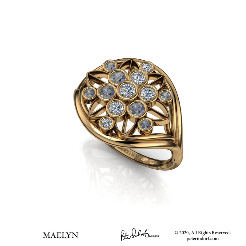 Peter Indorf Collection Maelyn