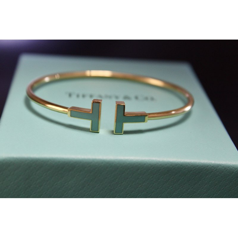 Estate Jewelry  Tiffany Turquoise T