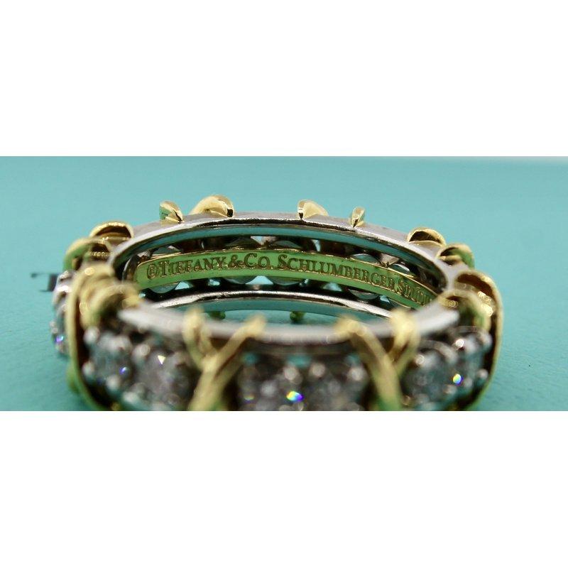 Estate Jewelry  Tiffany's 16 Stone Ring