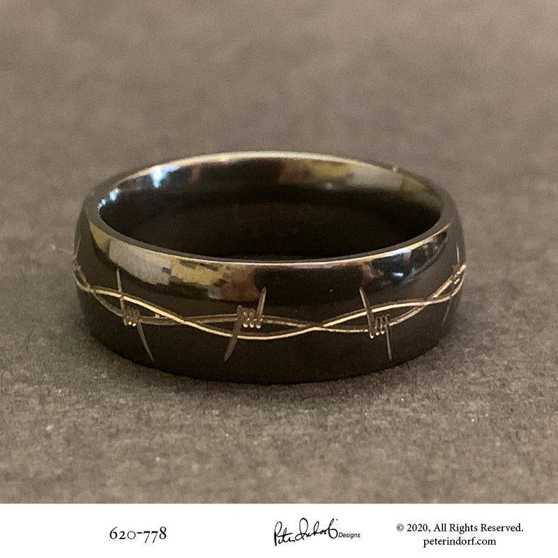 Lashbrook Designs Man's Band