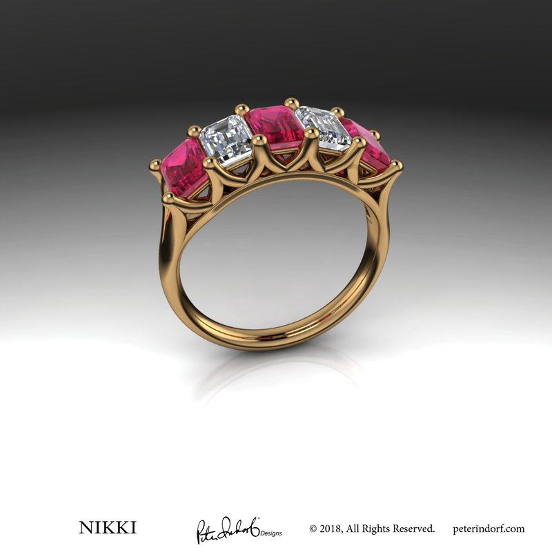 Peter Indorf Collection Nikki
