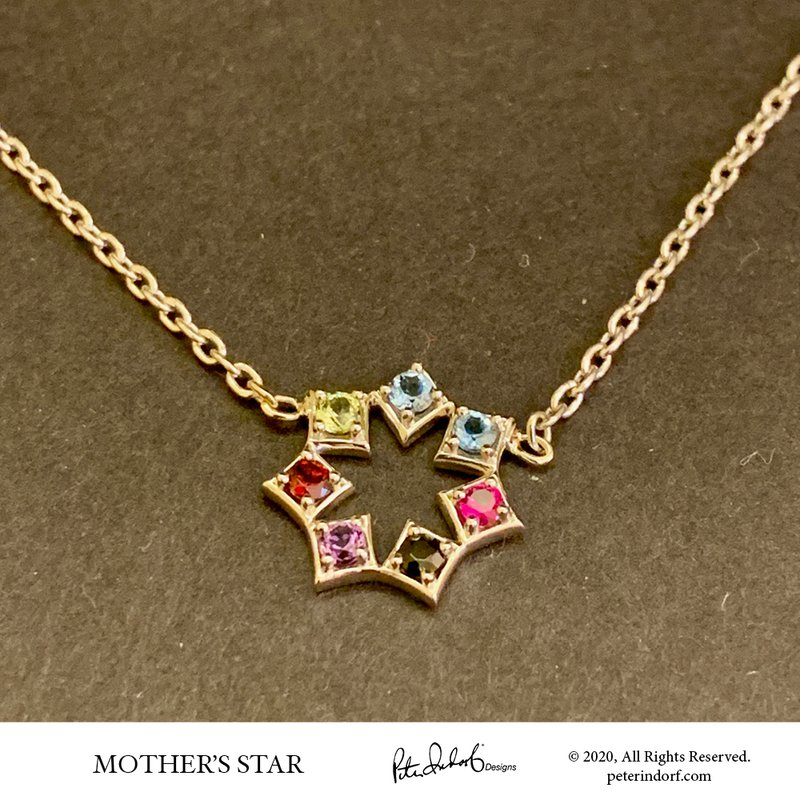 Peter Indorf Collection Mother's Star