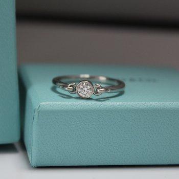 Tiffany Swan Ring