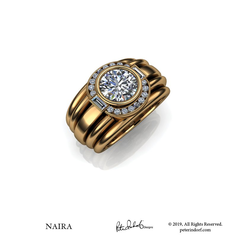 Peter Indorf Collection Naira