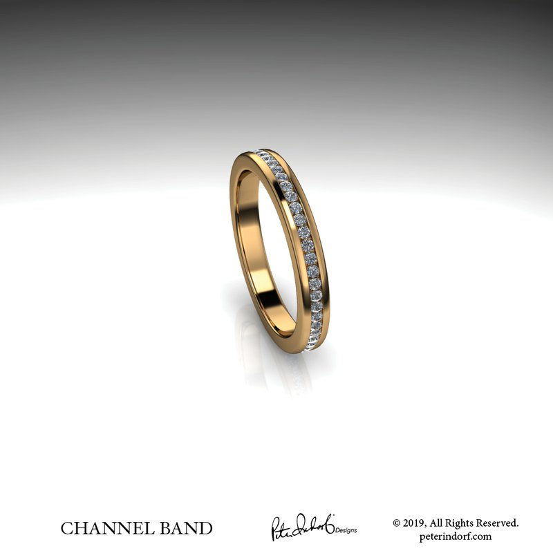 Peter Indorf Collection Channel Band