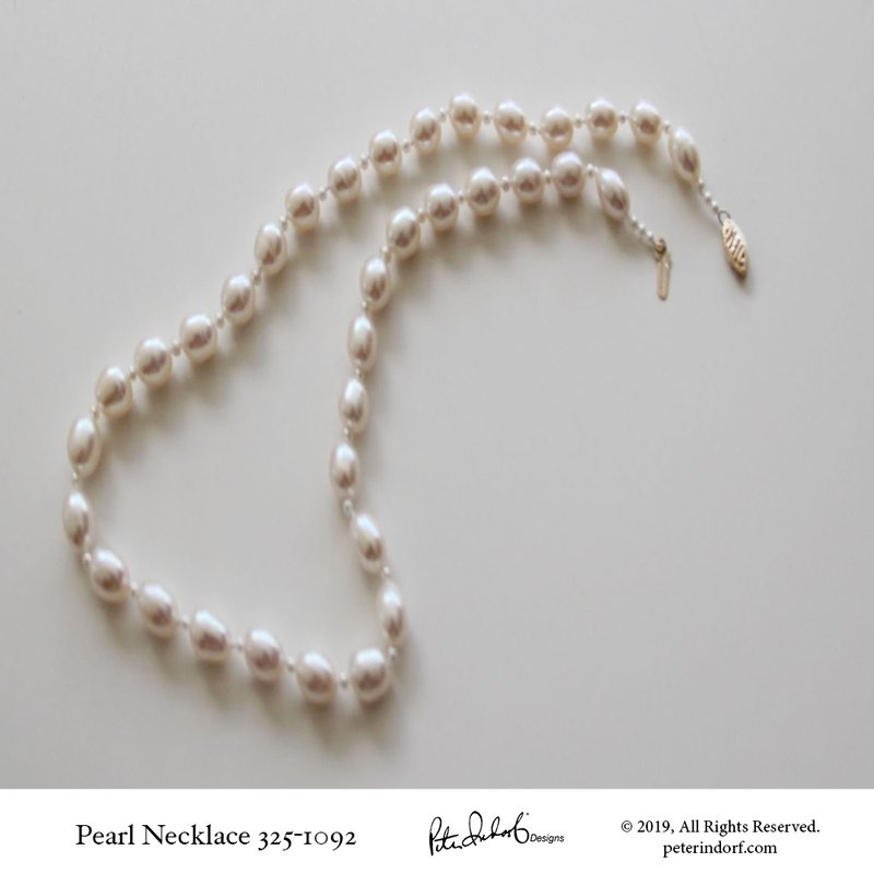 Peter Indorf Collection Pearl Necklace