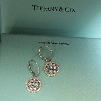 Tiffany Cobblestone Earrings
