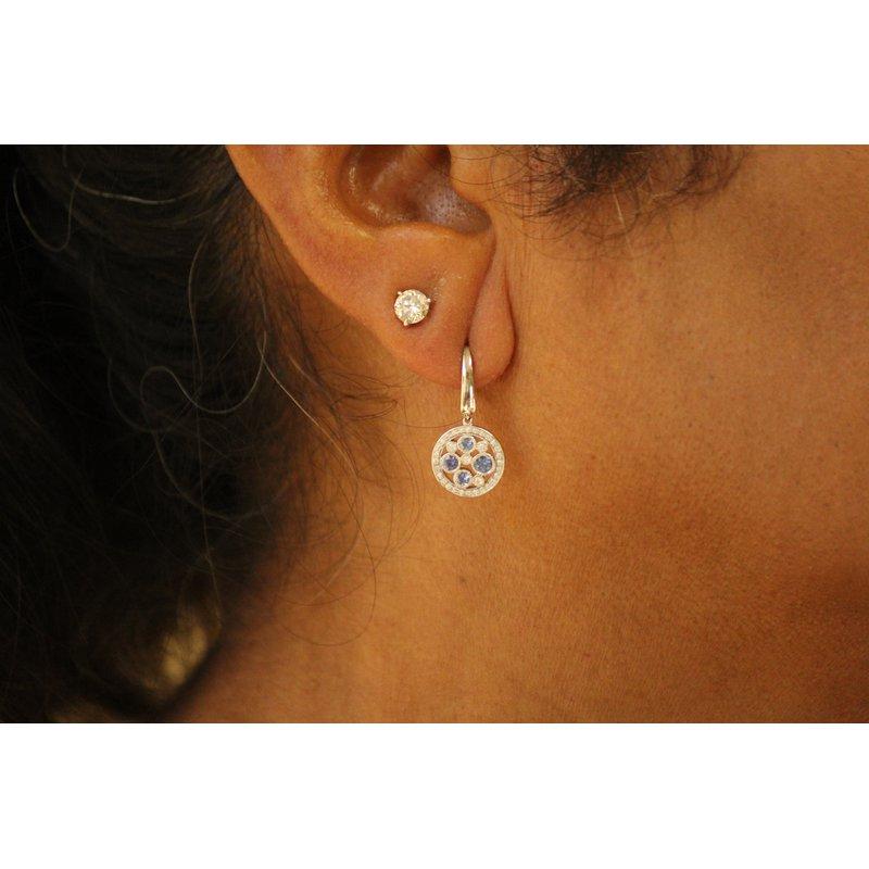 Estate Jewelry  Tiffany Cobblestone Earrings