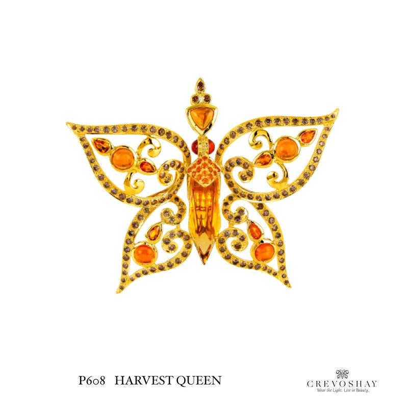 Paula Crevoshay  Harvest Queen