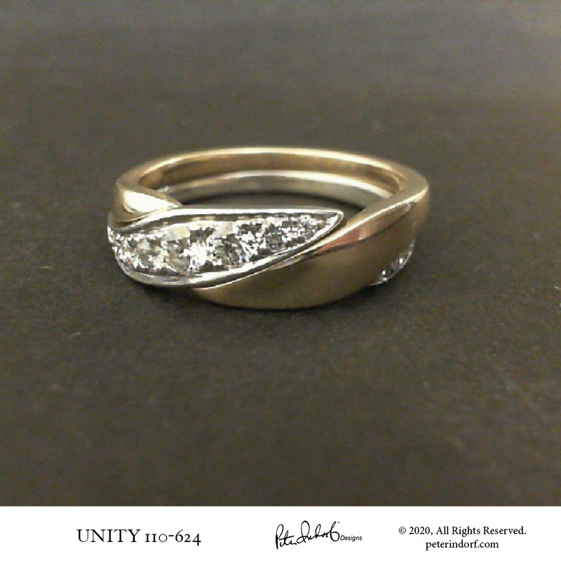 Peter Indorf Collection Unity Band