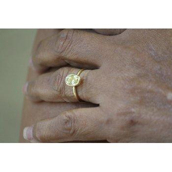 Tiffany Oval Diamond Ring