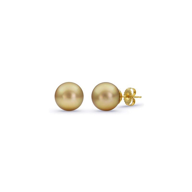 Baggins Pearls Golden South Sea Pearl