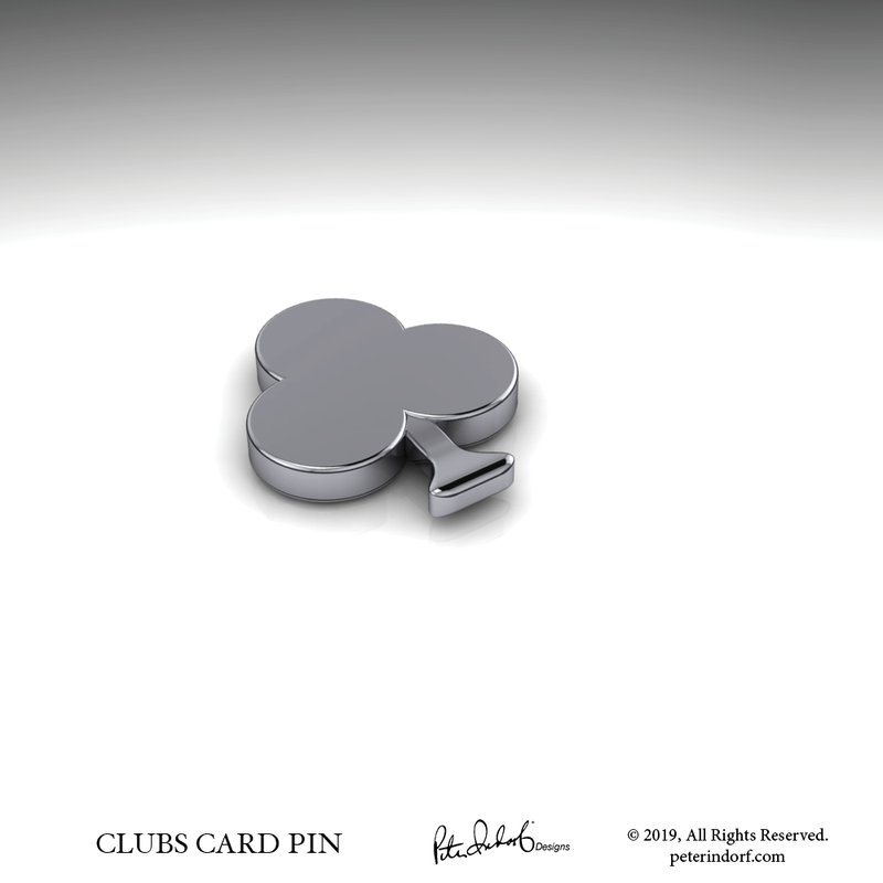 Peter Indorf Collection Club Pin