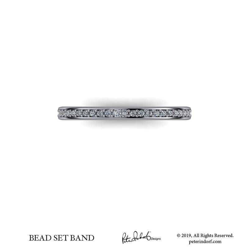 Peter Indorf Collection Bead set band