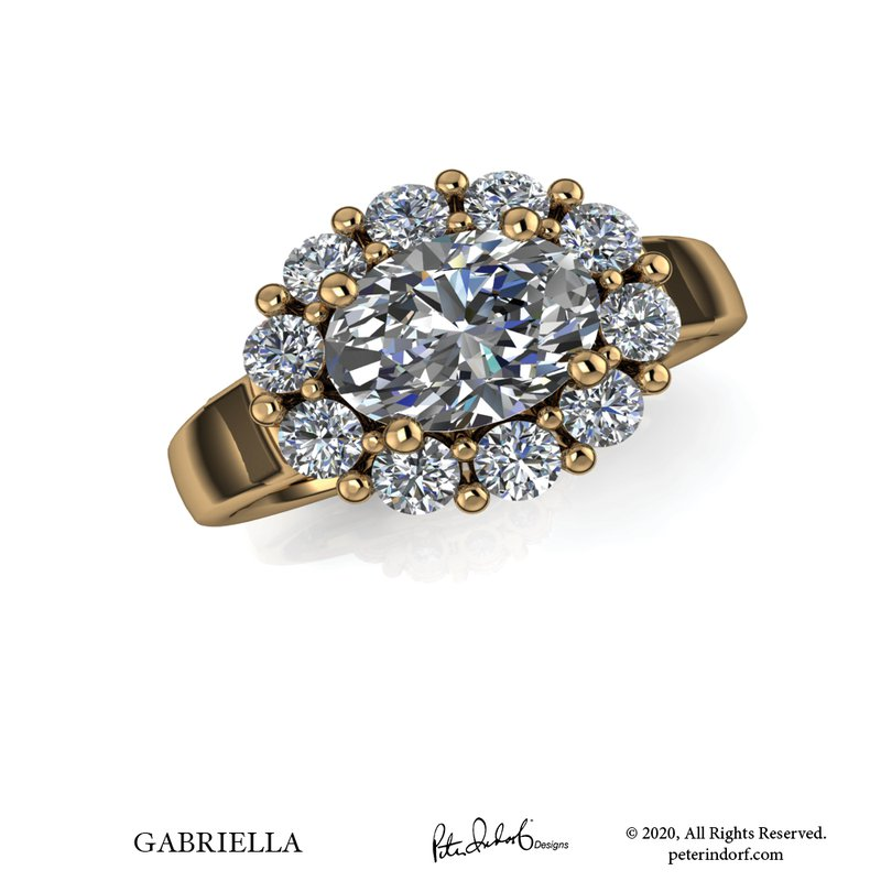Peter Indorf Collection Gabriella